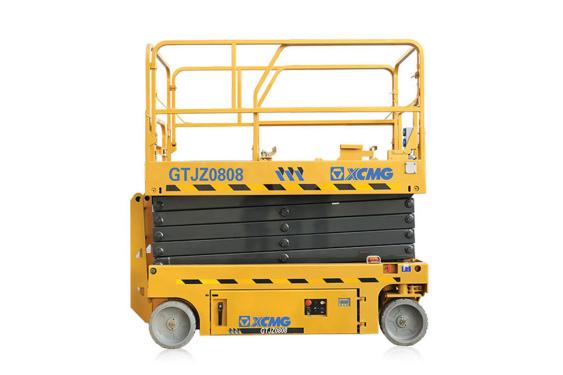 徐工GTJZ0808(E)剪叉式高空作业平台