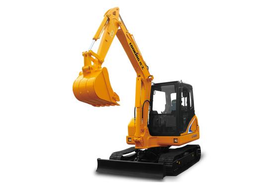 龙工LG6065履带式液压挖掘机