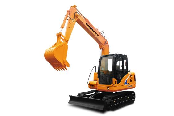龙工LG6075履带式液压挖掘机