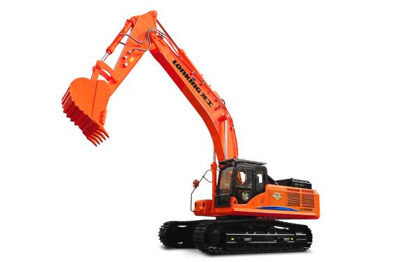 龙工LG6490F履带式液压挖掘机