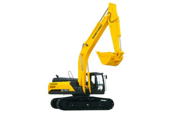 住友SH300-6液压挖掘机