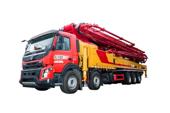 三一重工SYM5538THB 670C-10泵车