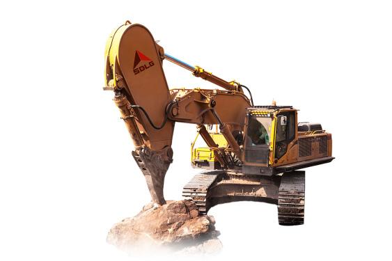 山东临工E6500F(金刚臂)挖掘机
