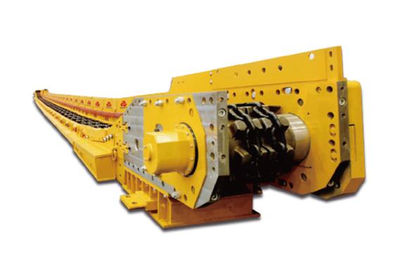 三一重工SGZ1000刮板输送机