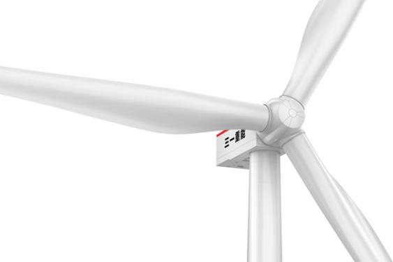 三一重工SE14142908 中高风速型 风力发电机组