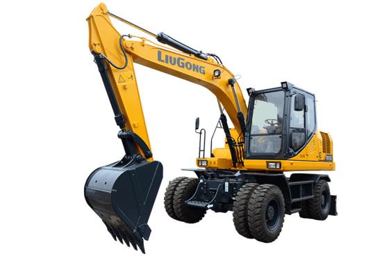 柳工W915E挖掘机