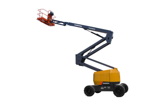 柳工PSA200CWJ曲臂式高空作业平台