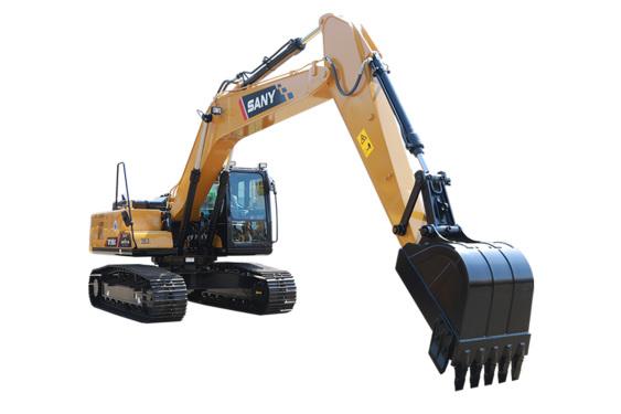 三一重工SY205C中型挖掘机