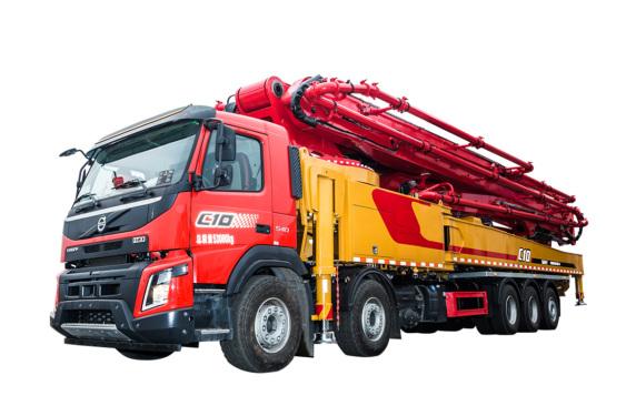 三一重工SYM5540THBF 660C-10泵车
