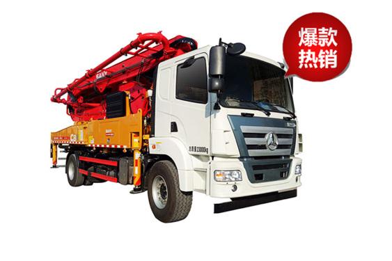 三一重工SYM5290THBES 430C-10泵车