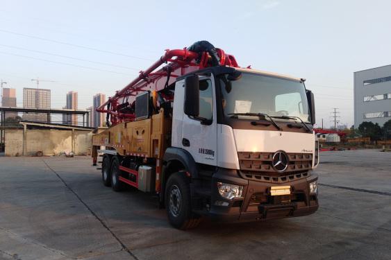三一重工SYM5359THBEB 490C-8泵车