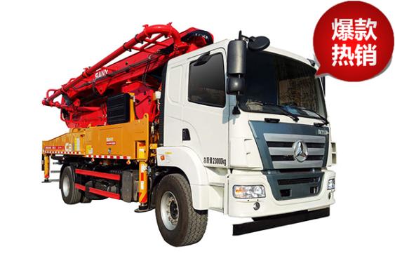 三一重工SYM5353THB 520-C10泵车
