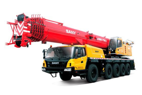 三一重工SAC1300T2全地面起重机