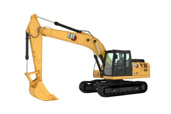 卡特彼勒新经典CAT® 320 GX液压挖掘机