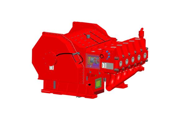 三一重工SY系列 机械驱动压裂泵
