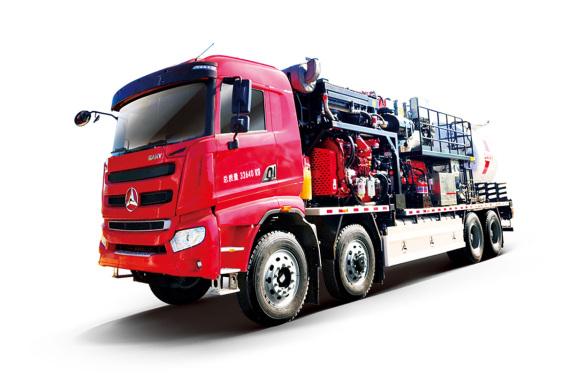 三一重工SYN5330TDB1000K型液氮泵车