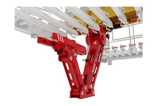 三一重工SY系列二层台机械手