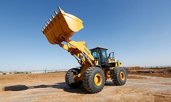 山工机械SEM676D轮式装载机