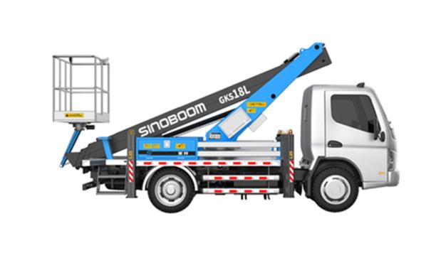 星邦重工GKS18L18米伸缩臂高空作业车