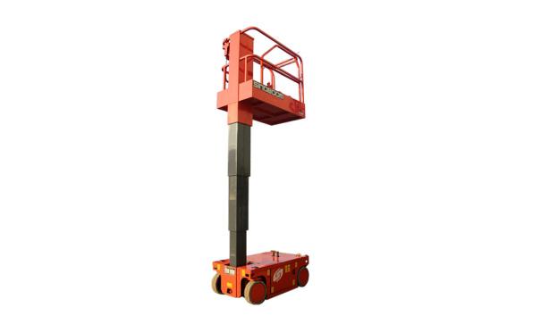 星邦重工VM04E桅柱式高空作业平台