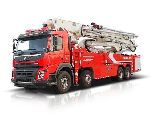 中联重科ZLF5401JXFJP50举高喷射消防车