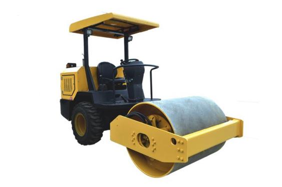 宜迅YX-3500单钢轮振动压路机