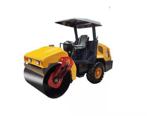 宜迅YX-5000单钢轮压路机