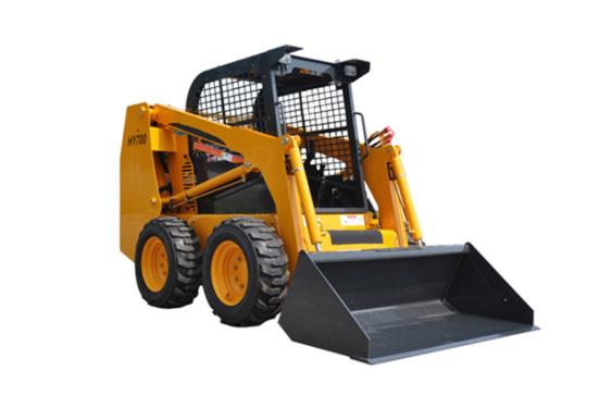 宜迅HY700滑移装载机\除雪车