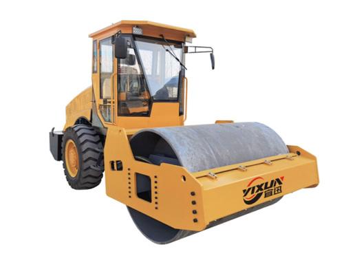 宜迅10吨单钢轮压路机