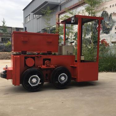 宜迅YX-2T蓄电池矿用电机车