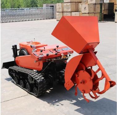 宜迅YX-558多功能履带微耕机