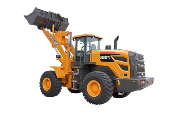 晋工JGM857L5吨轮式装载机