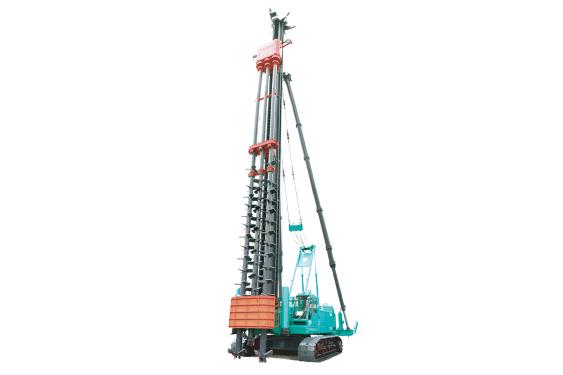 上工机械ZLD180/85-3-M2-S超强系列三轴式连续墙钻孔机