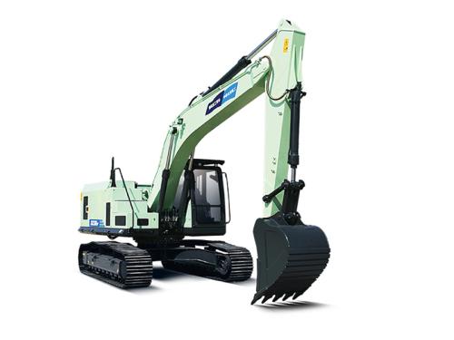 国机常林323Ev电动挖掘机