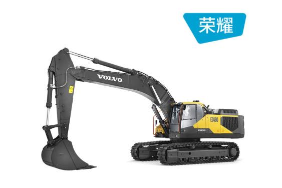 沃尔沃EC480荣耀系列 全新挖掘机