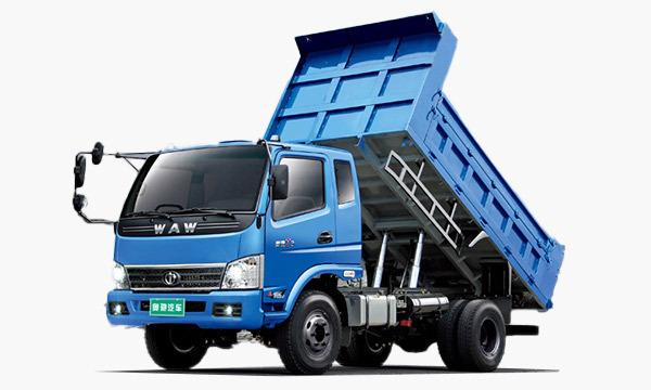 奥驰汽车奥驰X3运输型自卸车
