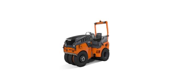 悍马HD 14 TT  轮胎压路机
