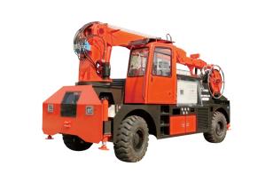青科重工QZHP-3016B混凝土湿喷台车
