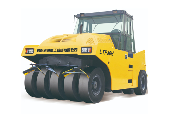 洛阳路通LTP30H全液压轮胎压路机