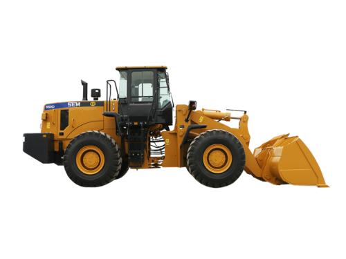 山工机械SEM660D轮式装载机