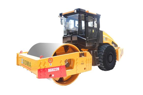 厦工XG622H全液压单钢轮压路机
