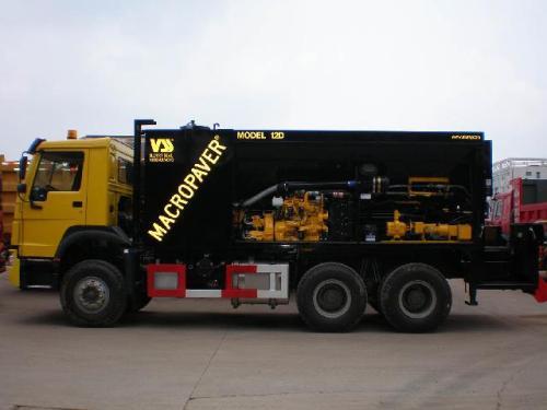 凯联-美国VSS  MP-12D稀浆封层、微表处施工设备