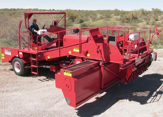 凯联-美国百开  BC-2010/CRC自行伸缩式碎石撒布机