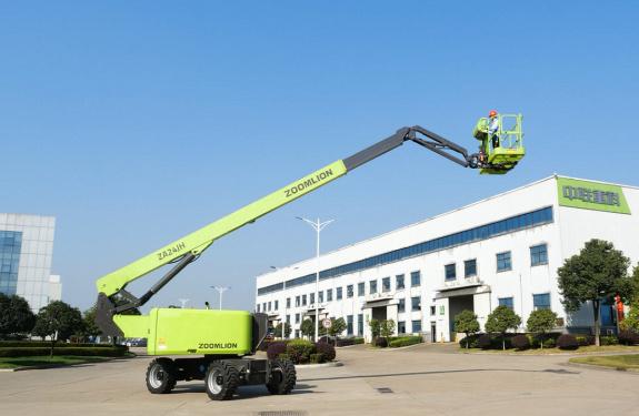 中联重科ZA24JH混动曲臂式高空作业平台