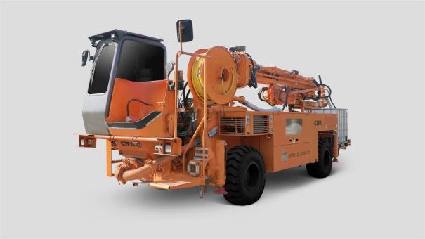 中联重科CSS3-Z1(A)湿喷机