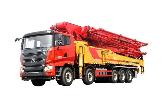 三一重工SYM5502THB 620C-10A泵车