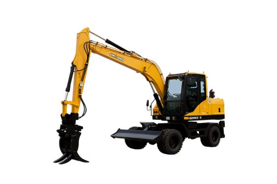 晋工JGM9100LNZ-10轮式挖掘机