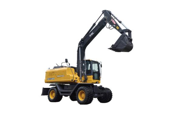 劲工JS150S轮式挖掘机