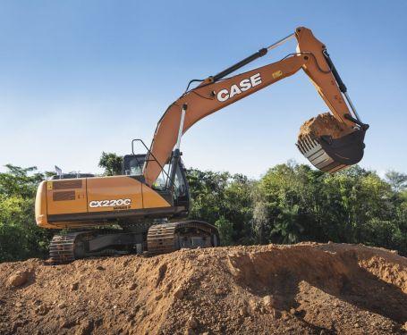 凯斯CX220C挖掘机