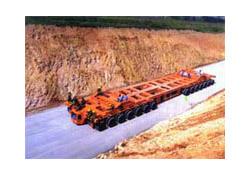 大方DCY450型动力平板运输车